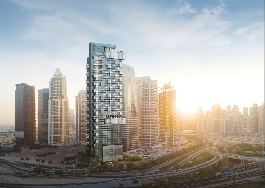 First 17 floors of The Residences, JLT, will home Taj Hotels upcoming property.