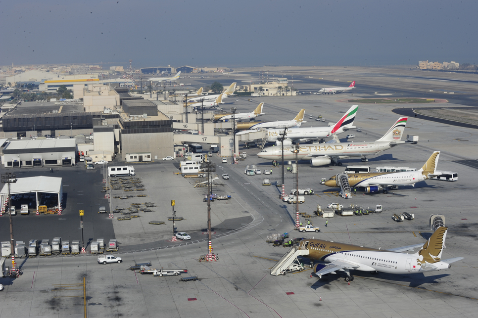 Refurb work is needed at Bahrain's BAH airport.