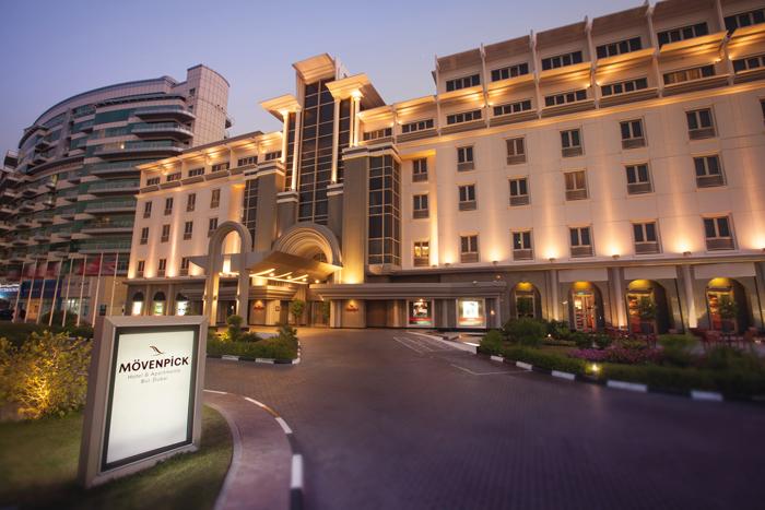 Khansaheb will implement refurb works on a 255-rooms Mövenpick hotel.