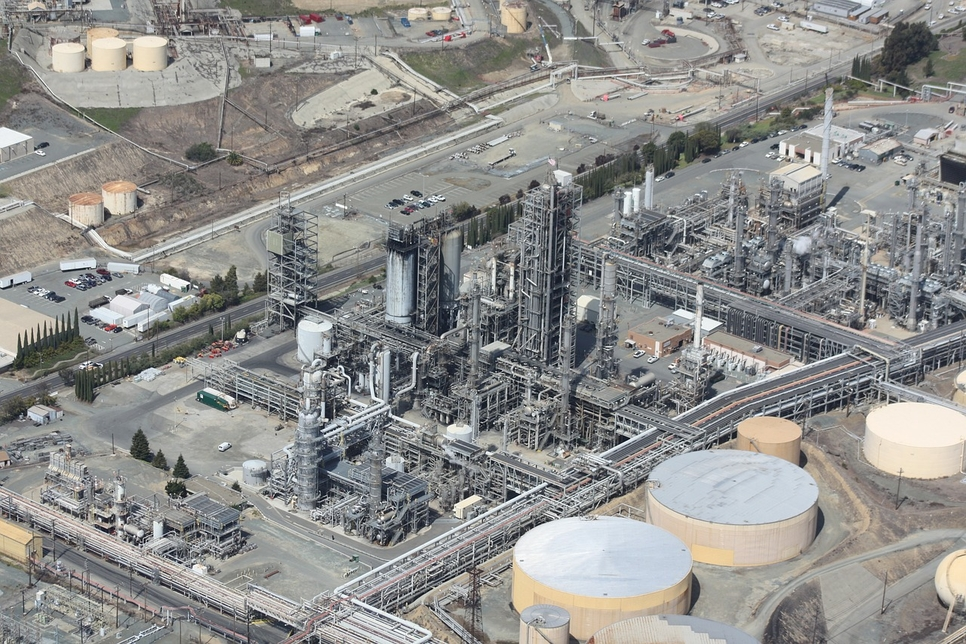 Galfar will work on the crude oil storage project [representational].