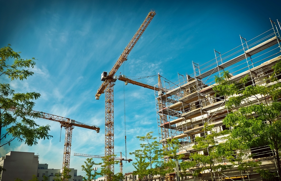 Sustainable buildings will buoy the global civil engineering market.