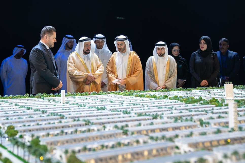 Sharjah Sustainable City will be powered entirely by renewable energy.