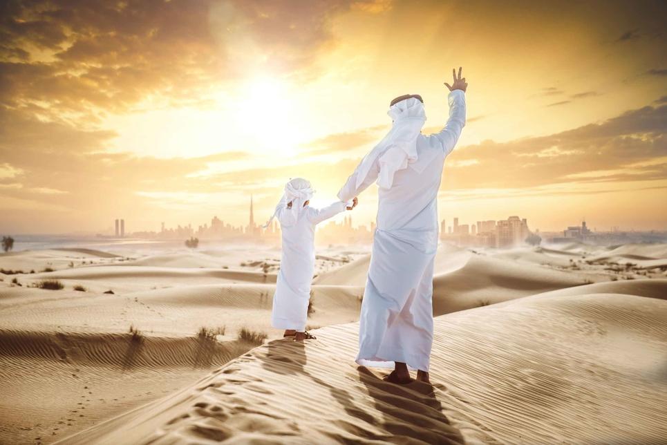 Dubai Municipality's jobs are promoting Emiratisation.