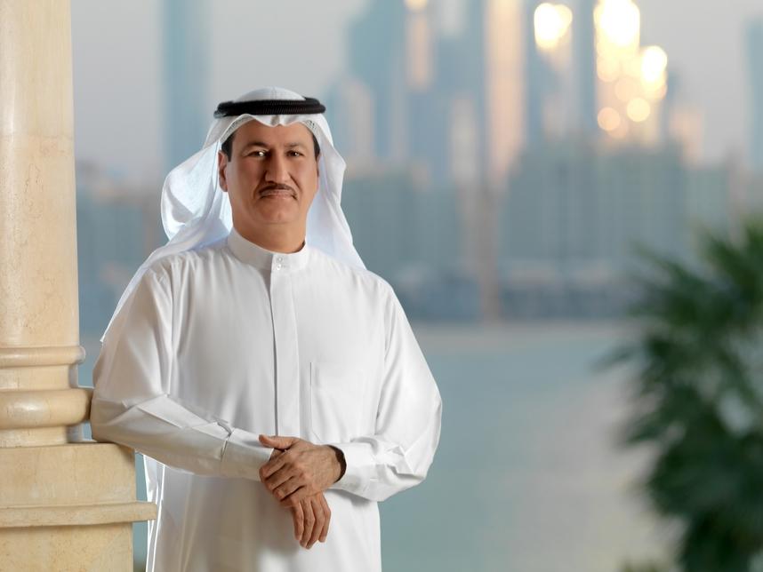 Hussain Sajwani, chairman and founder of Damac Properties.