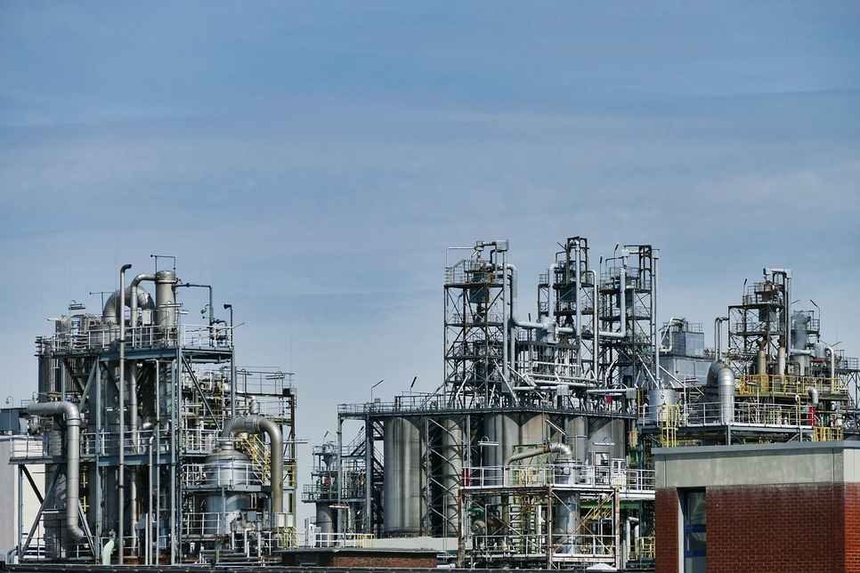 A Saudi Arabian contractor may build a Bulgarian gas pipeline [representational image].