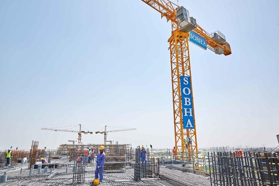 Sobha Realty is based in Dubai.