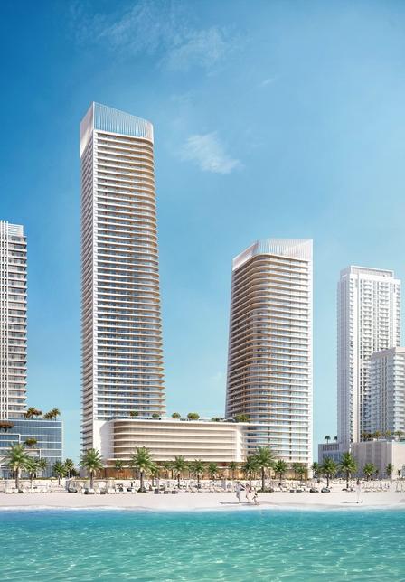 CSCEC ME will build Emaar's Marina Vista in Dubai.