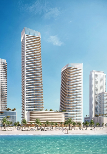 CSCEC ME will build Emaar's Marina Vista in Dubai.