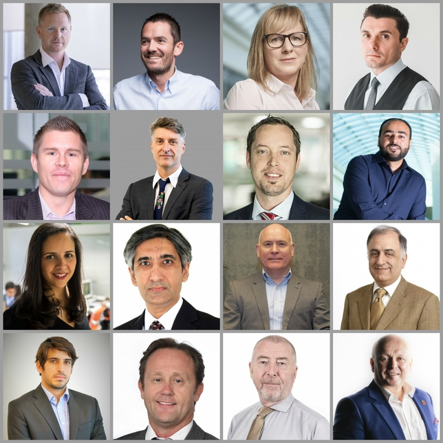 The Middle East's Top 20 MEP Consultants of 2019.