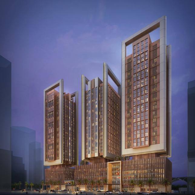 Hilton will build two hotels designed for Makkah pilgrims.