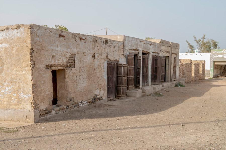 Sharjah is focused on heritage conservation.