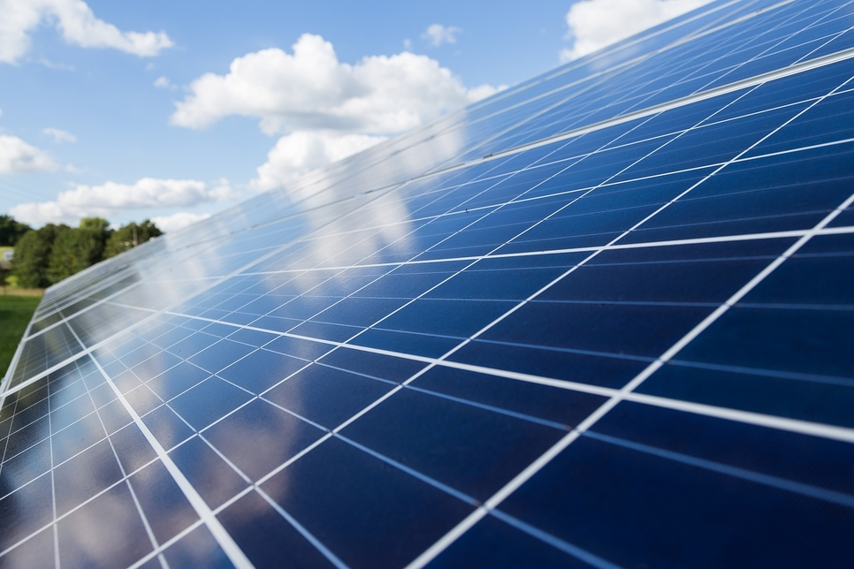 UAE's Amea Power will build a solar plant in Jordan.