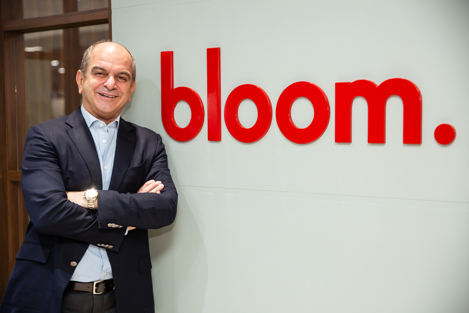 Sameh Muhtadi is CEO of Bloom Holding.