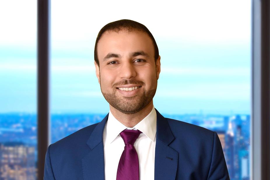 Farhad Azizi is CEO of Azizi Developments.