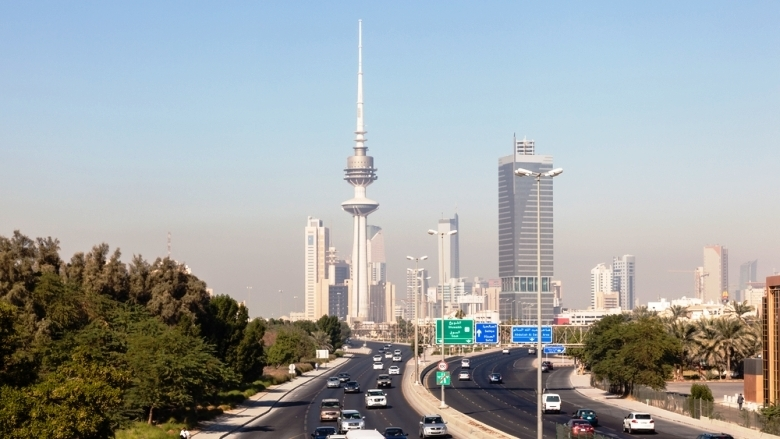 A 40ha car park will be built in Kuwait by Kapp.