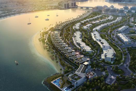 Marbella Villas is being built by Rak Properties.