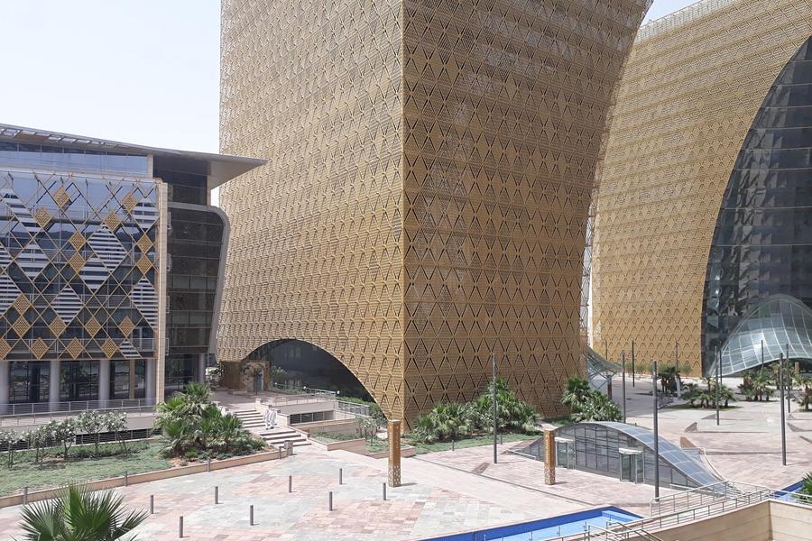 Parsons plans to expand in Saudi Arabia [representational image of Riyadh].