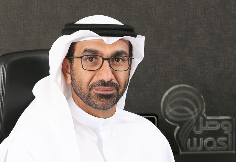 CEO of Wasl Asset Management Group, HE Hesham Al Qassim.