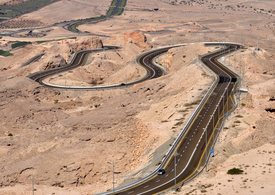 Road development is a priority in the UAE [representational image].