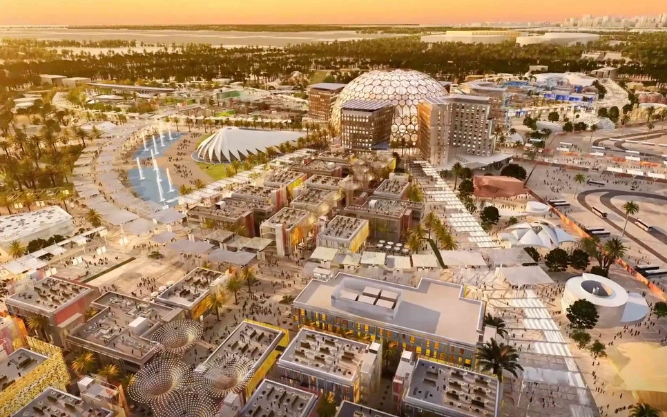 Expo 2020 Dubai will run from 1 October, 2021 to 31 March, 2022.
