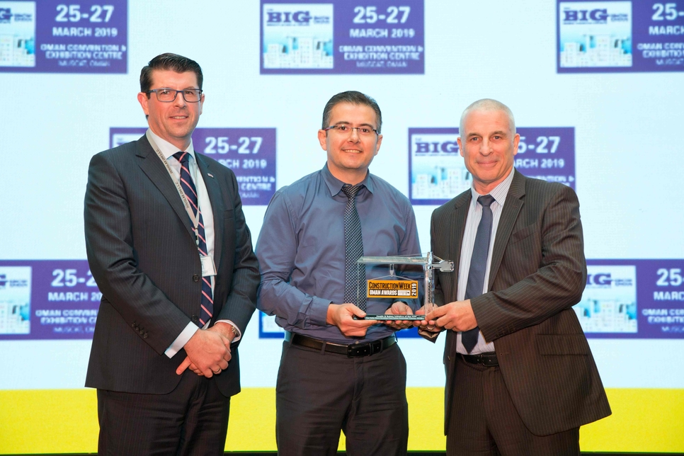 Douglas OHI won HSE honours.