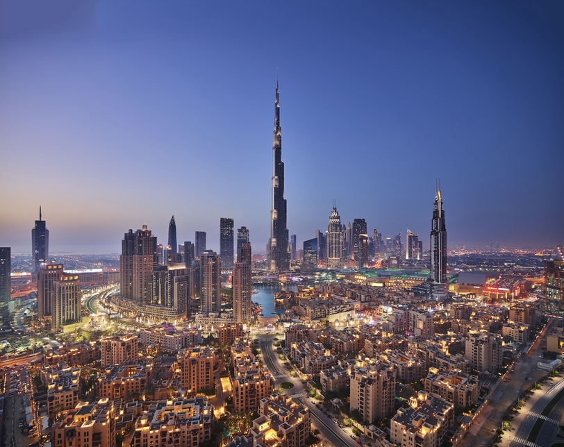 Emaar recorded property sales of $4.1bn in 2019.
