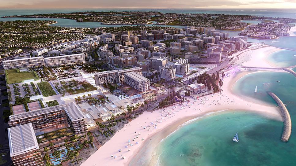 Marassi Al Bahrain will feature 6,000 homes.