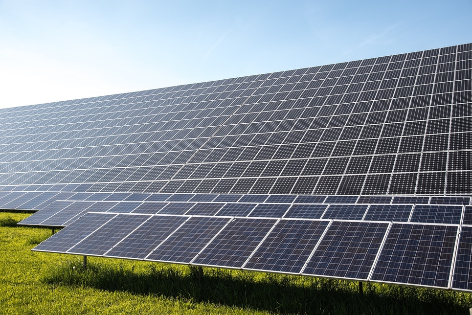 Benban will be among the world's largest solar parks [representational image].