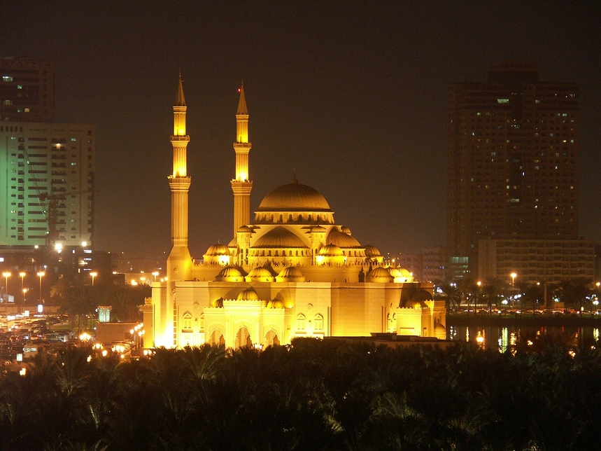 Sharjah has opened 30 new mosques. [representational image]