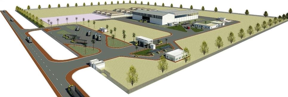 Besix is building the Umm Al Quwain RDF plant.