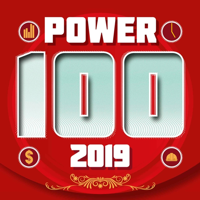 The 2019 Construction Week Power 100 will be released in June.