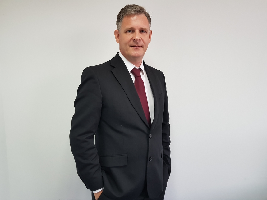 Paul Wallett, regional director for Trimble Solutions, Middle East and India, spoke to Construction Week on digitisation in Saudi's construction sector.