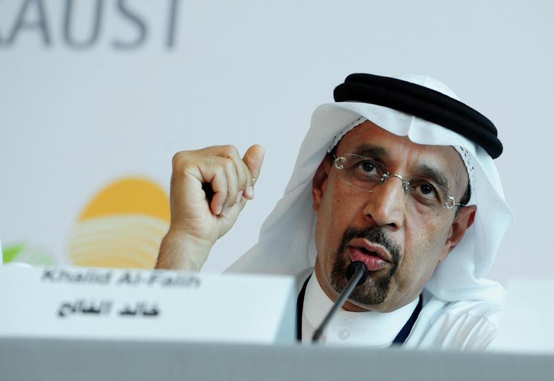Khalid A Al-Falih, Saudi Arabia's energy minister.