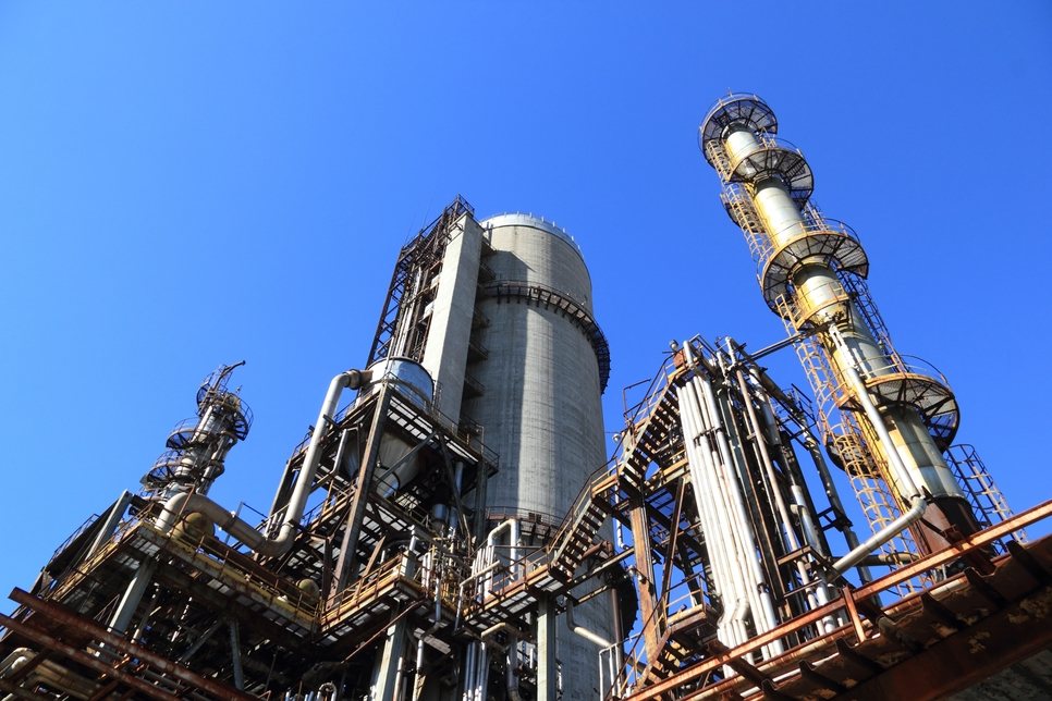 Brooge is building a refinery in Fujairah. [representational image]