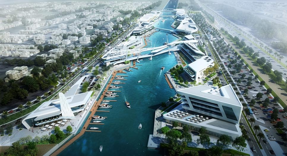 Abu Dhabi's Al Qana will open in Q4 2020.