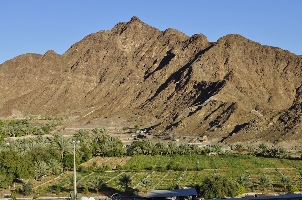 Key infra projects are under way in Fujairah.