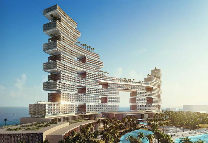 Dubai's Royal Atlantis Resort and Residences.