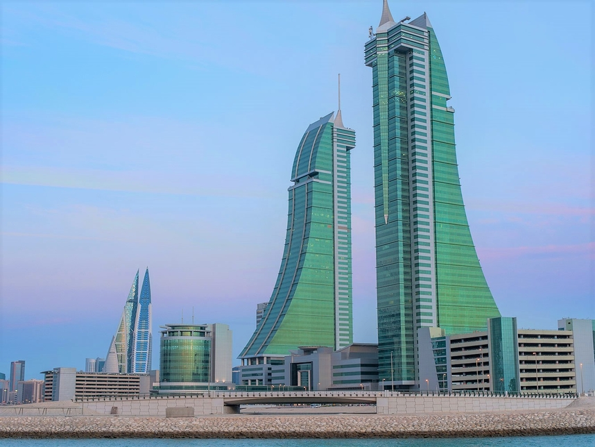 FEB Aqar is developing the mixed-use project at Bahrain Financial Harbour.