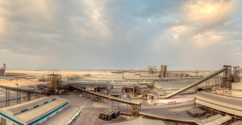 EGA's Al Taweelah site in Abu Dhabi.