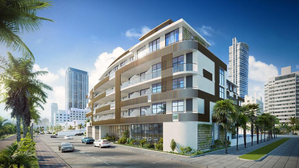 Living Garden by Lootah Real Estate Development.