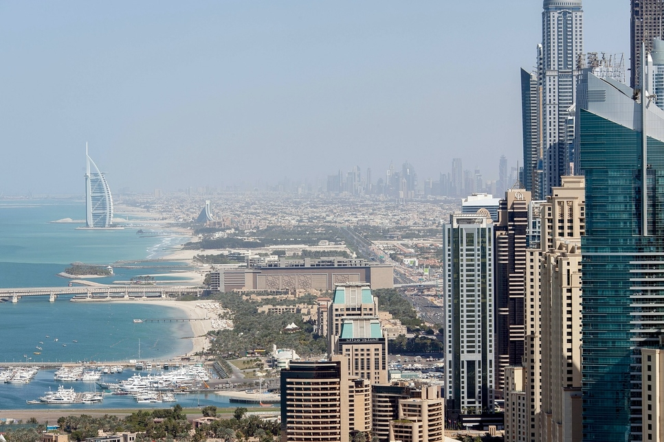 More than 43,000 homes are being built in Dubai.