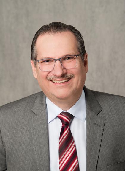 Volker Hellberg is Thyssenkrupp's new Saudi CEO.