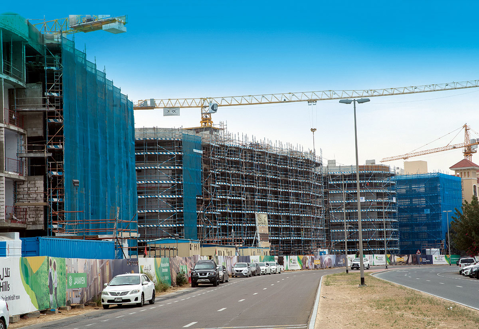 Mirdif Hills is a Dubai project.