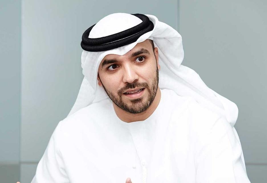 Khalid Al Ameri is a popular Emirati vlogger.
