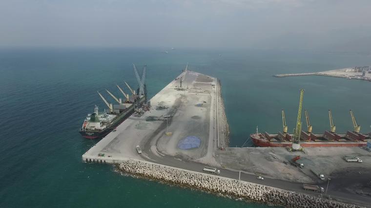 RAK's Saqr Port has been expanded.