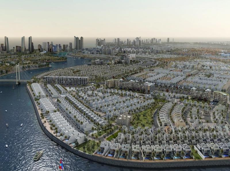 Al Bareh is a part of Bahrain's Diyar Al Muharraq.
