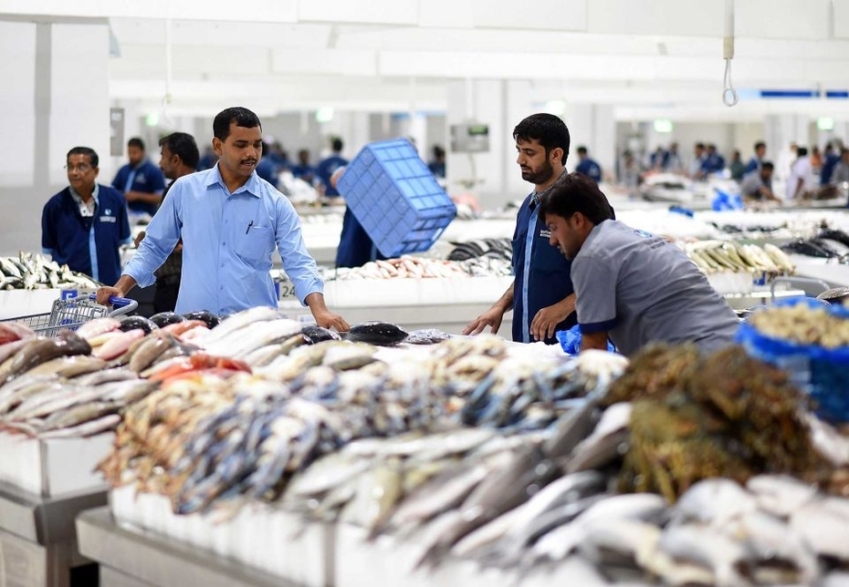 PDO is building fish markets in Oman.