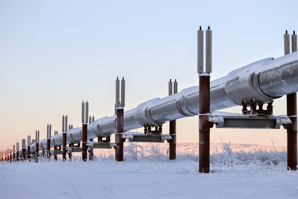Arkad will no longer work on the Bulgarian pipeline.
