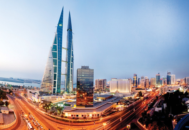 Bahrain issued 2,576 building permits in Q1 2019.