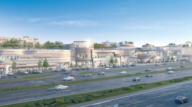 Oman's Salalah Grand Mall will open in 2019.